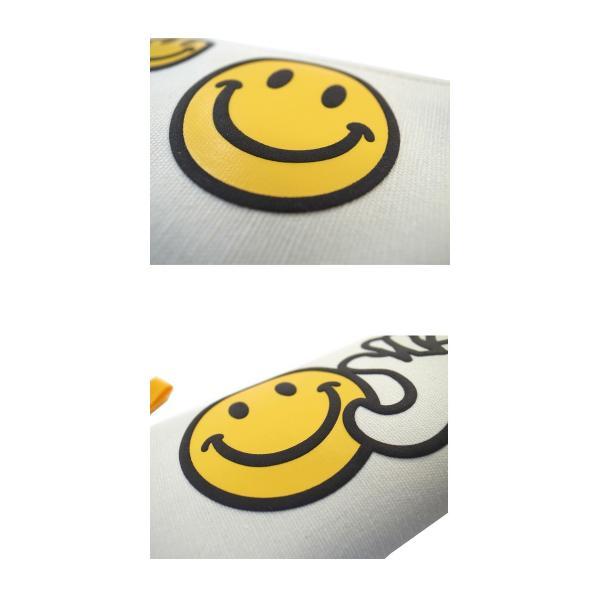 メール便 送料無料 スマイル ペンケース 4種 /  スマイリー ニコちゃん 筆箱 小物入れ ポーチ 文房具 ケース|lupo|04