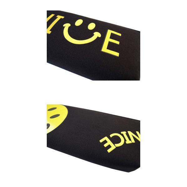 メール便 送料無料 スマイル ペンケース 4種 /  スマイリー ニコちゃん 筆箱 小物入れ ポーチ 文房具 ケース|lupo|05