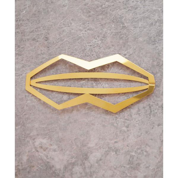 CLINQ クリンク ヘアクリップ HANYA GOLD|luvri