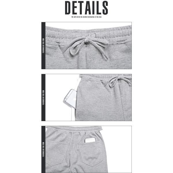 ジョガーパンツ メンズ ポンチ スウェットパンツ サイドライン イージーパンツ|lux-style|20