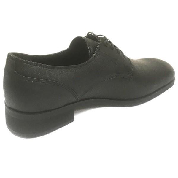 ディア ロングノーズ プレーントゥ紳士靴 LC8008 ワイズも選べる受注生産 日本製・自社内製造|luxcel-shop|03
