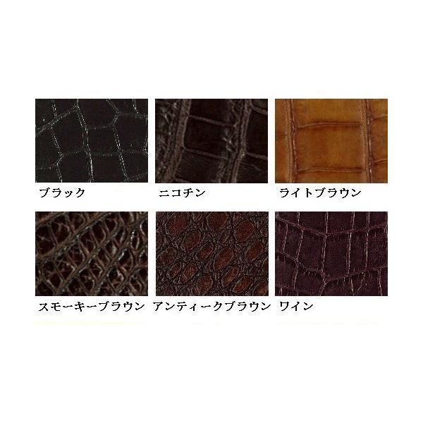 クロコダイル ロングノーズ プレーントゥ紳士靴 LC8008 ワイズも選べる受注生産 日本製・自社内製造|luxcel-shop|05
