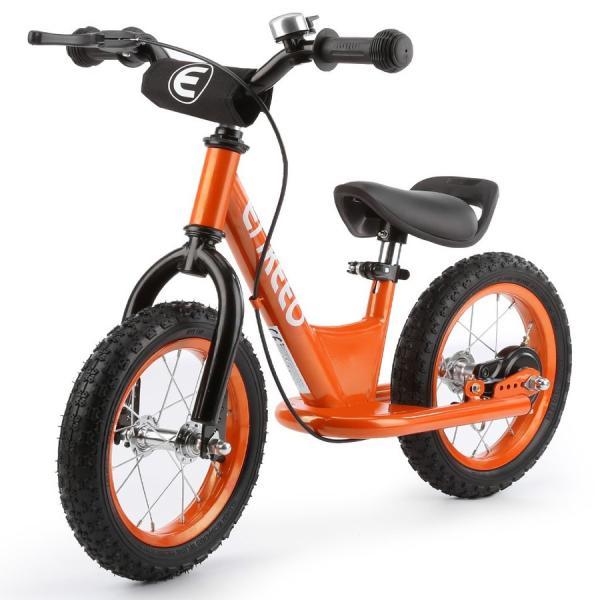 【限定特価】enkeeo ペダルなし自転車 子供用自転車 バランスバイク 子供 ランニングバイクブレーキ付き 軽量 プレゼント|luxwell|07