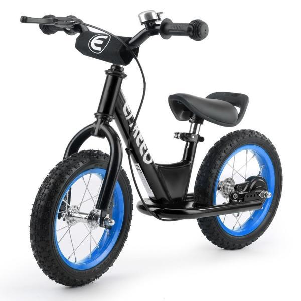 【限定特価】enkeeo ペダルなし自転車 子供用自転車 バランスバイク 子供 ランニングバイクブレーキ付き 軽量 プレゼント|luxwell|08