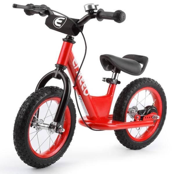 【限定特価】enkeeo ペダルなし自転車 子供用自転車 バランスバイク 子供 ランニングバイクブレーキ付き 軽量 プレゼント|luxwell|09