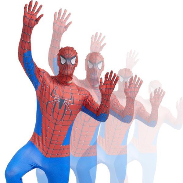 スパイダーマンロンパースコスプレ衣装ハロウィン仮装子供用ハロウィンコスチュームパーティー仮装演出道具Halloween特集|lwf|04