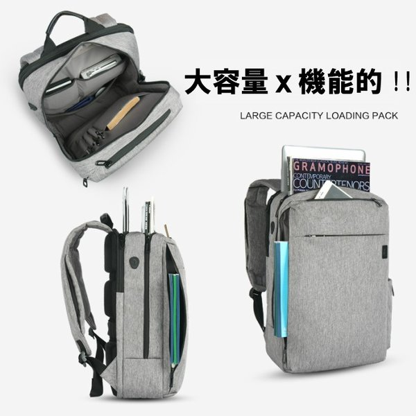 リュックサック  CAI(カイ) リュック  バックパック メンズ 軽量 アウトドア  通勤  通学  旅行  登山  ビジネスリュック   ビジネスバッグ p7331|lwin|04