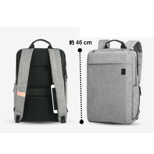 リュックサック  CAI(カイ) リュック  バックパック メンズ 軽量 アウトドア  通勤  通学  旅行  登山  ビジネスリュック   ビジネスバッグ p7331|lwin|07