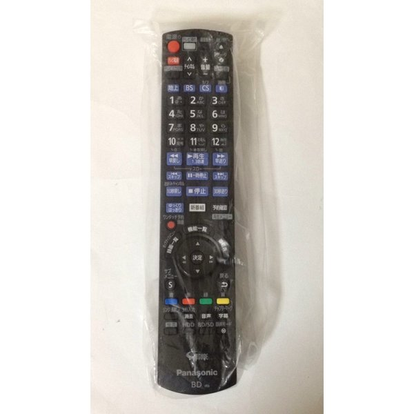 新品 傷 パナソニック リモコン N2QAYB001086 ブルーレイ/DVDレコーダー「DIGA」用リモコン|lxltechnology