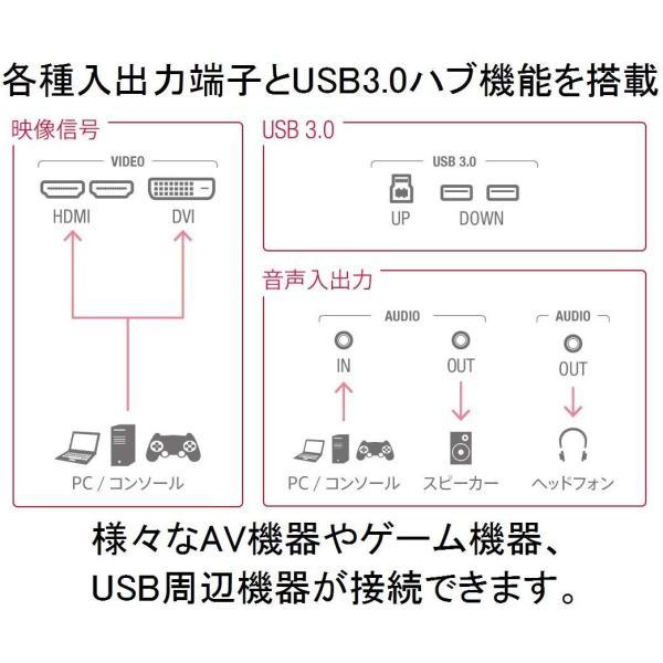EIZO FORIS 23.8インチTFTモニタ (1920×1080 / IPSパネル / 4.9ms / ノングレア) FS2434-R|m-0403|07