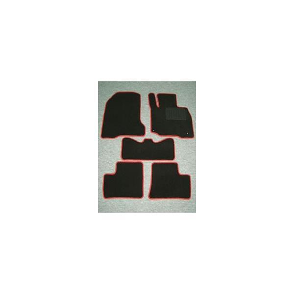 三菱 i(アイ) H81 フロアマット 5枚組 ('06年1月〜) C2000シリーズ C2000|m-artigiano|09