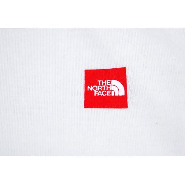 ザ・ノースフェイス THE NORTH FACE  S/S SMALL BOX LOGO TEE NT31955-w S/S スモールボックスロゴティー|m-bros|04