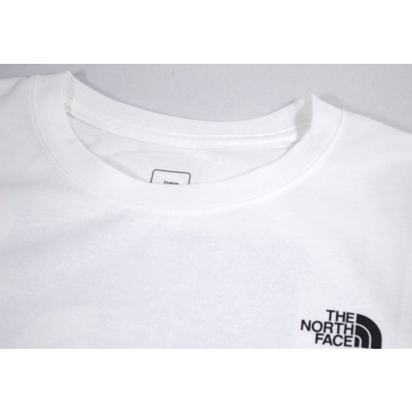 ザ・ノースフェイス THE NORTH FACE  S/S SQUARE LOGO TEE NT31957-w S/S スクエアロゴティー|m-bros|03