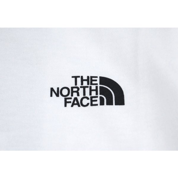 ザ・ノースフェイス THE NORTH FACE  S/S SQUARE LOGO TEE NT31957-w S/S スクエアロゴティー|m-bros|04
