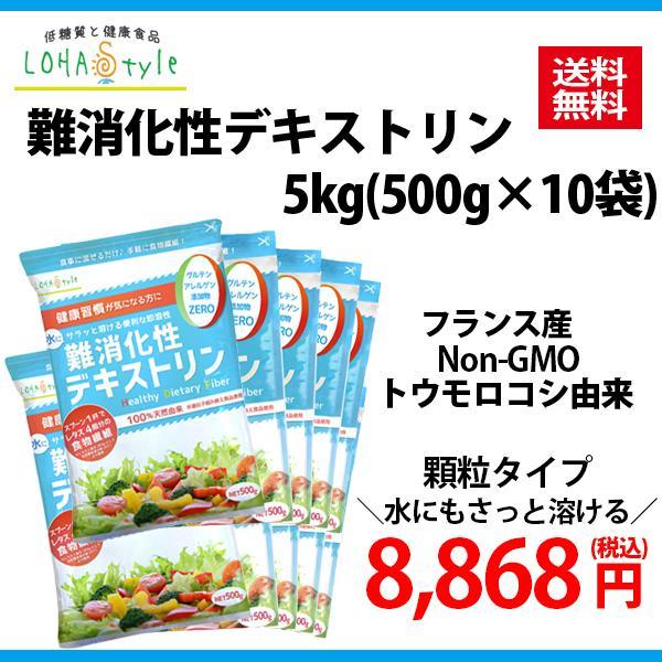 難消化性デキストリン (顆粒タイプ)500g 水溶性食物繊維|m-h-s
