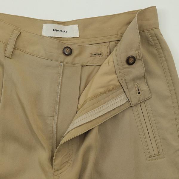 TODAYFUL  LIFE's   Tapered Rough Pants11910732 トゥデイフル ライフズ|m-i-e|02