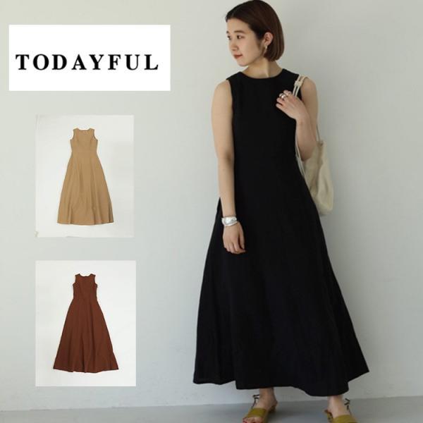 TODAYFUL LIFE's トゥデイフル ライフズ Back Open Tie  Dress 11920312 m-i-e