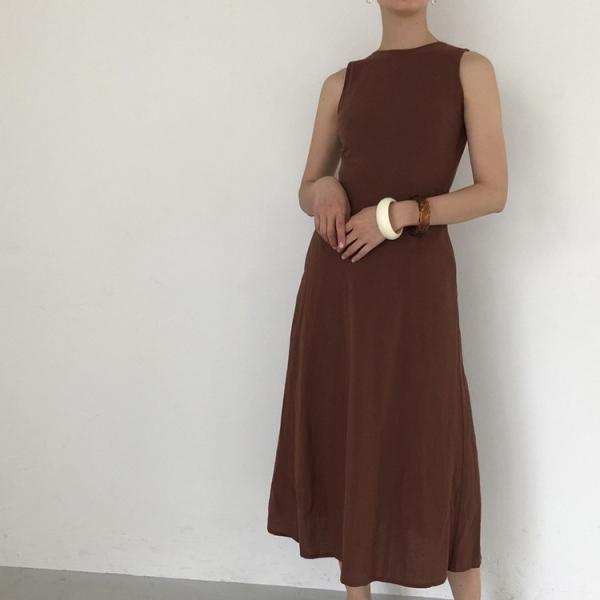 TODAYFUL LIFE's トゥデイフル ライフズ Back Open Tie  Dress 11920312 m-i-e 02