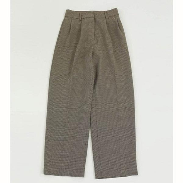 TODAYFUL LIFE'S Centerpress Trousers   11920705 m-i-e 02