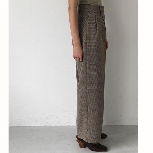TODAYFUL LIFE'S Centerpress Trousers   11920705 m-i-e 04
