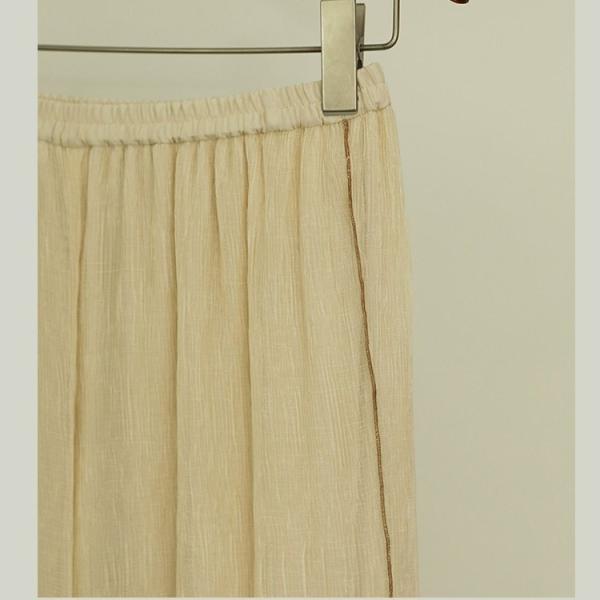 TODAYFUL LIFE'S Crepe Rough Pants 12010716|m-i-e|03