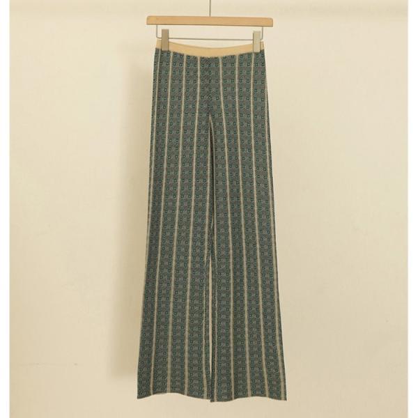 TODAYFUL LIFE's Jacquard Knit Leggings 12010720|m-i-e|03