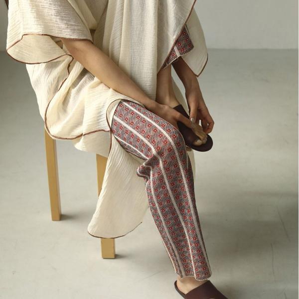 TODAYFUL LIFE's Jacquard Knit Leggings 12010720|m-i-e|05