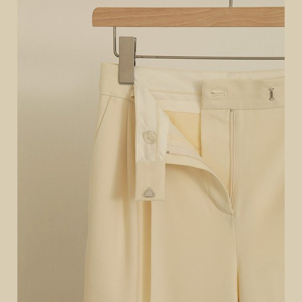 TODAYFUL LIFE'S Tuck Tapered Trousers 12010724|m-i-e|02