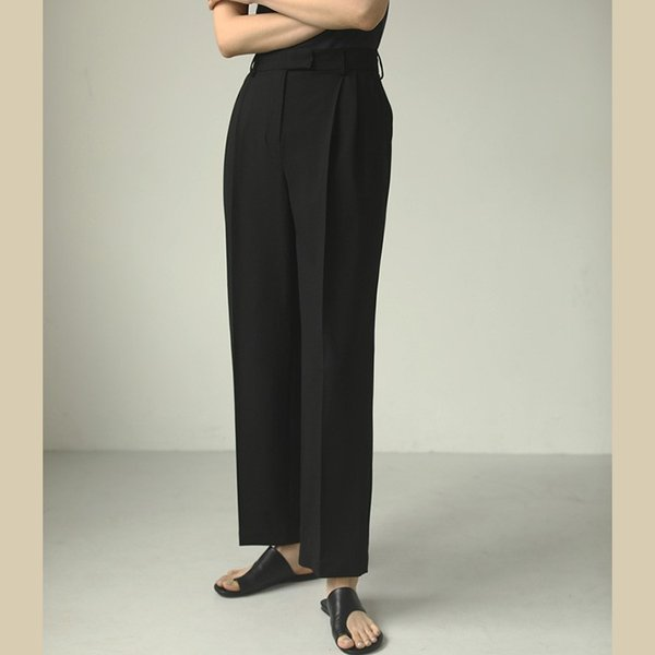 TODAYFUL LIFE'S Tuck Tapered Trousers 12010724|m-i-e|05