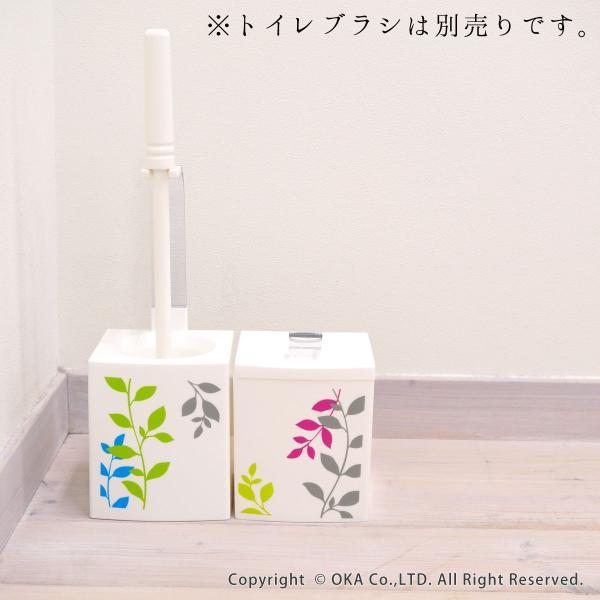 トイレブラシ  (北欧 トイレ収納 トイレ用品)  ペアプランツ オカ m-rug 02