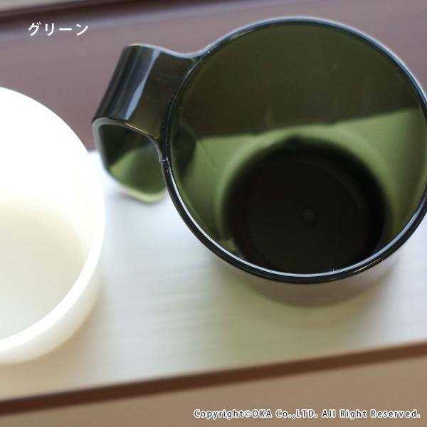 PLYS base(プリスベイス)タンブラー (歯磨きコップ うがいコップ 歯磨き はみがき 割れない 水が切れる 取っ手)|m-rug|10