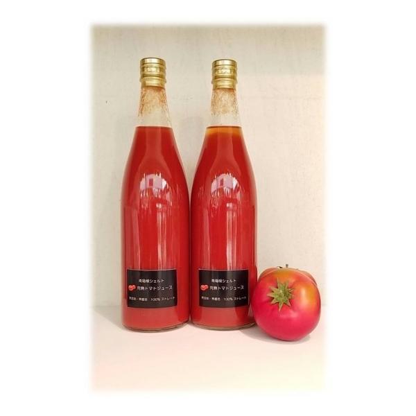 無添加・100%完熟トマトジュース〈2本セット〉|m-scelto