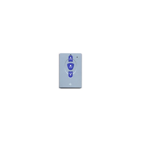 電動シャッター用リモコン セレカードIII3点式リモコン STX0031型(A3-2)  (イナバ物置可)