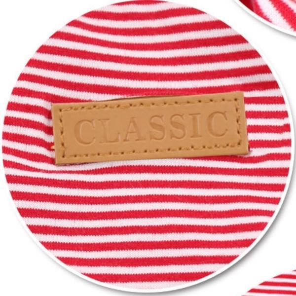 タンクトップ ストライプ ボーダー Tシャツ かわいい 抜け毛対策 猫服 ウェア 春夏 薄手|m7m|05
