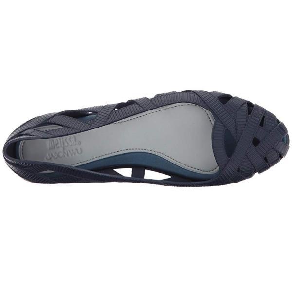 メリッサ Melissa Shoes Jean + Jason WU AD レディース フラットシューズ Navy