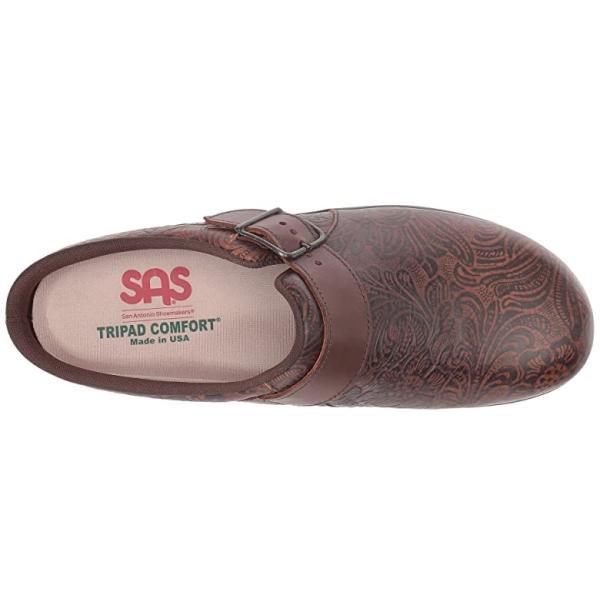 SAS SAS Clog レディース クロッグ ミュール Cowboy Floral