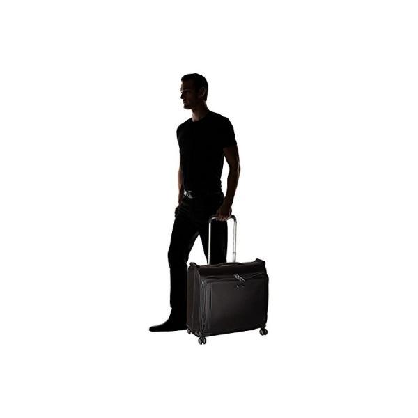 サムソナイト Samsonite Silhouette XV Duet Voyager Garment Bag レディース ラゲッジバッグ かばん Black