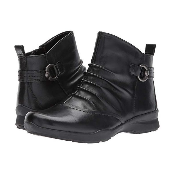 Earth Earth Alta レディース ブーツ Black Full Grain Leather