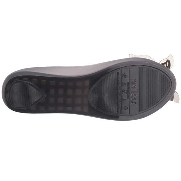 メリッサ Melissa Shoes Ultrafly レディース フラットシューズ Smoke