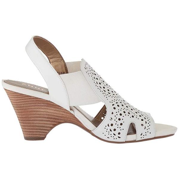 アンクライン Anne Klein Grandp レディース ヒール パンプス White Multi Leather