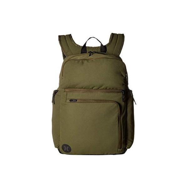 ハーレー Hurley Collide Backpack メンズ バックパック リュックサック Olive Canvas