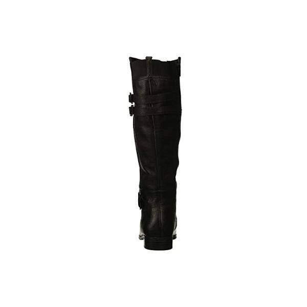 ナチュラライザー Naturalizer Jessie Wide Calf レディース ブーツ Black Wide Calf Leather