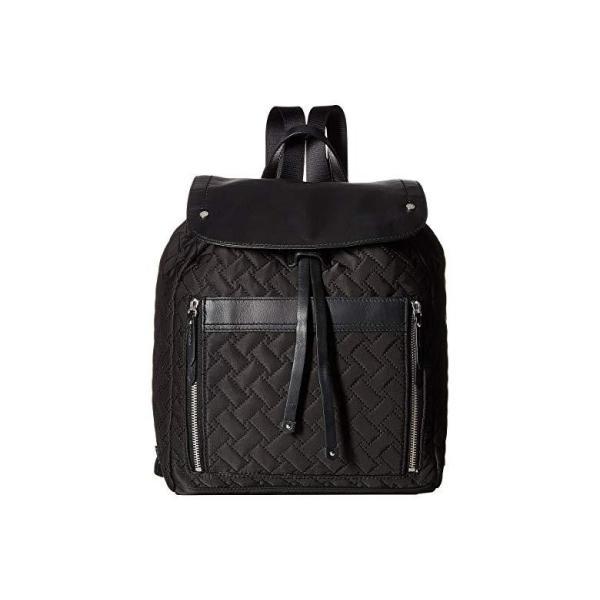 コールハーン Cole Haan Quilted Nylon Backpack レディース バックパック リュックサック Black