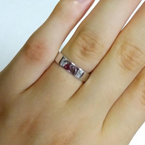 シルバー ペアリング  結婚指輪 マリッジリング  2本セット SV925 重ねるとハート