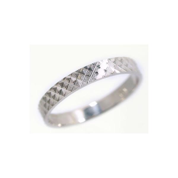 プラチナ 結婚指輪 ダイヤカット ペアリング マリッジリング ペア 2本セット Pt900 指輪