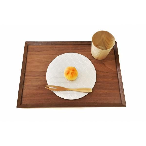 和柄のアルミプレート丸L 平皿17cm|maaoyama|04