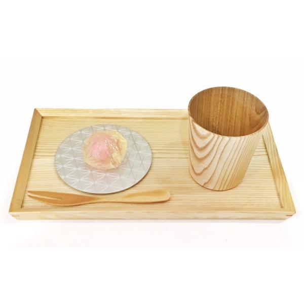 和柄のアルミプレート丸L 平皿17cm|maaoyama|05