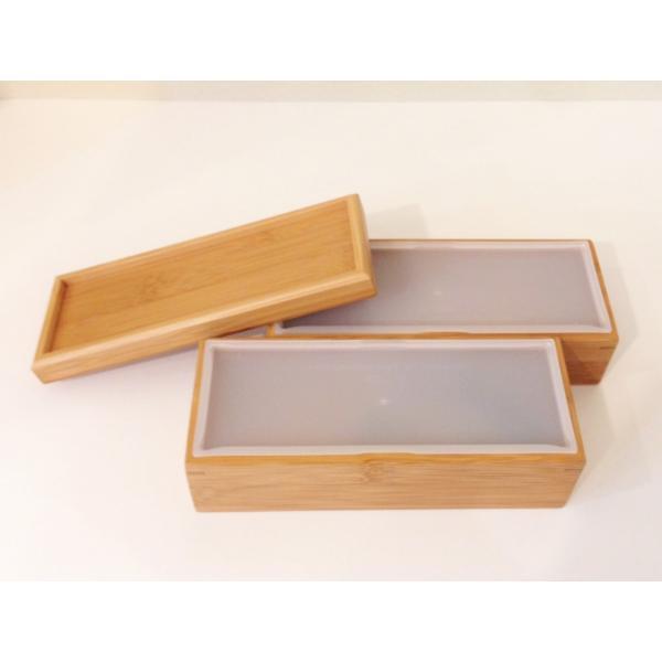 竹製2段弁当箱 中蓋付 S |maaoyama|02