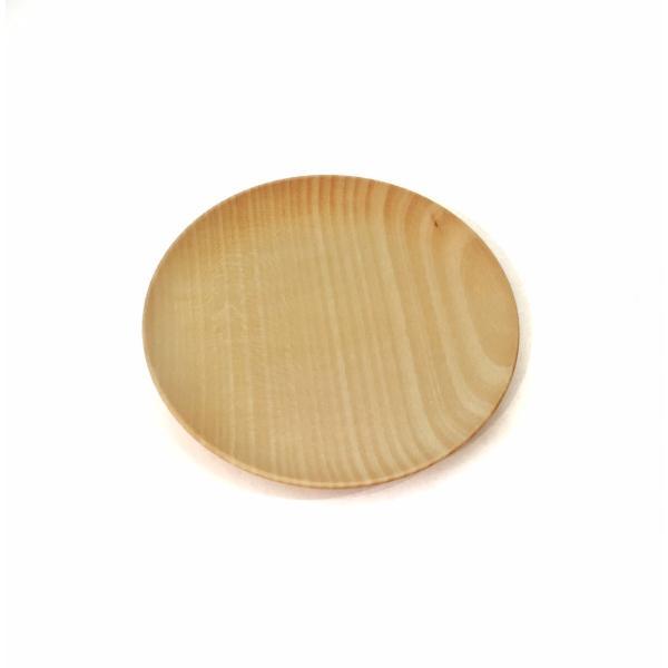 木製のソーサー Cara soucer 直径15cm 高橋工芸 maaoyama