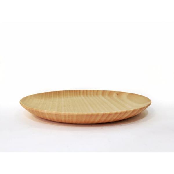 木製のソーサー Cara soucer 直径15cm 高橋工芸 maaoyama 02